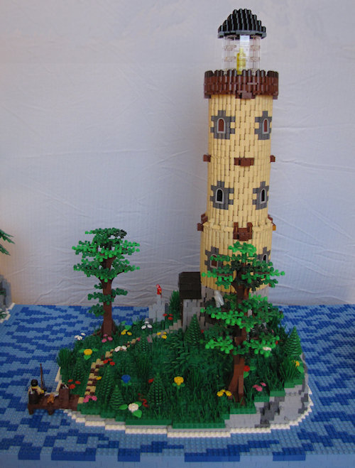 LEGO Lighthouse Island